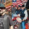 "Burlington's New ""Parade"" Mural Marches, Slowly, Forward"