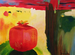 "COURTESY OF BRYAN BRISCOE - ""Pomegranate"" by Bryan Briscoe"