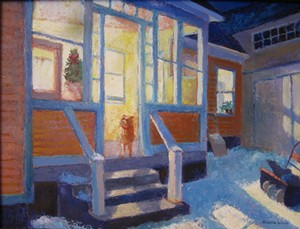 "COURTESY OF SPA - ""Porch Lights"" by Jeneane Lunn"