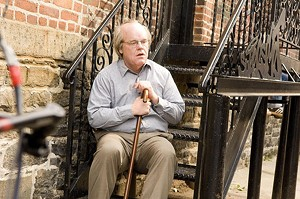 PORTRAIT OF THE ARTIST AS AN OLD MAN Hoffman plays a theater director whose life's  work is a  facsimile  of his life.
