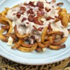 Farmers Market Kitchen: Naughty Bacon Poutine