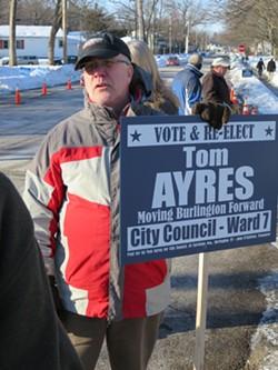 Councilor Tom Ayres - MATTHEW THORSEN