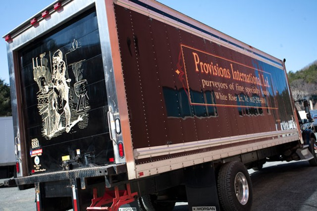 Provisions International truck
