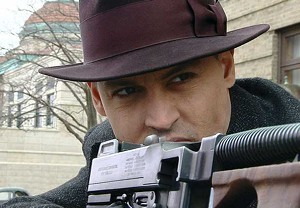 PUBLIC PERSONA Depp's portrayal of the charismatic outlaw is perhaps the most perplexingly muted of his career.