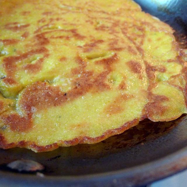 Pumpkin flatbread - CORIN HIRSCH