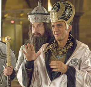 PYRAMID SCHEME Hank Azaria talks like an Egyptian — only sillier — as a pharaoh with dreams of world domination in this sequel to the inexplicable  2006 hit.
