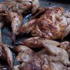 Farmers Market Kitchen: Porter-Marinated Quail