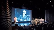 R. Buckminster Fuller Show Brings Yo La Tengo to Burlington