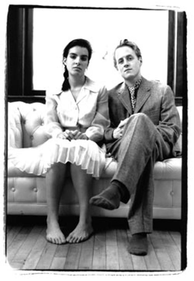 Rachel Comey and Pascal Spengemann, C. 1996 - MATTHEW THORSEN