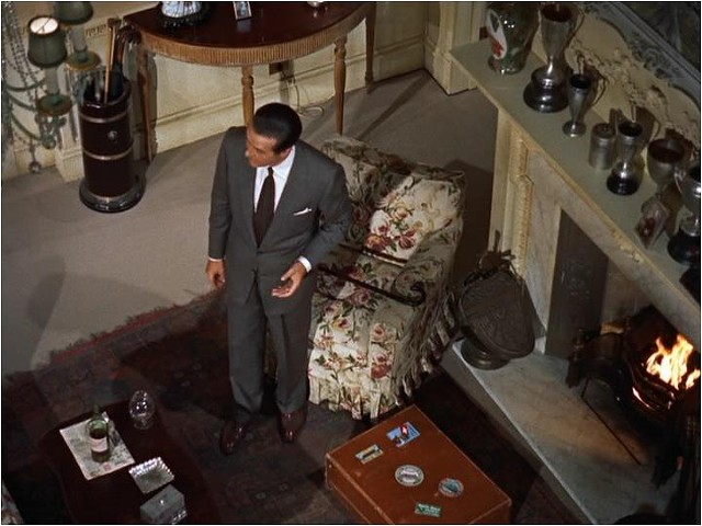 Ray Milland in Dial M for Murder - WARNER BROS. PICTURES