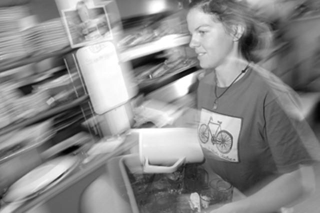 Rebecca Van Dyke - MATTHEW THORSEN