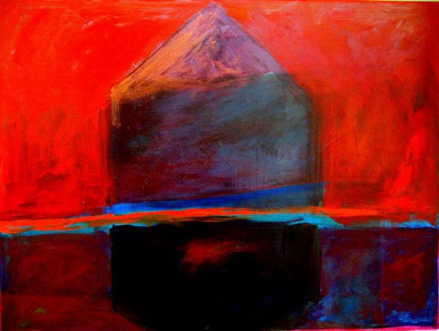 """""""Red"""" by Judith Rey"""