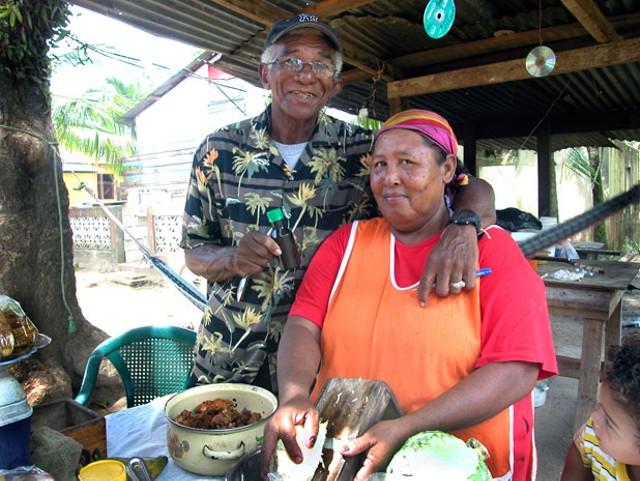 Remigo and Cristina, Bilwi