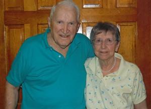 Richard J. Bissette & Anita Bechard Bissette