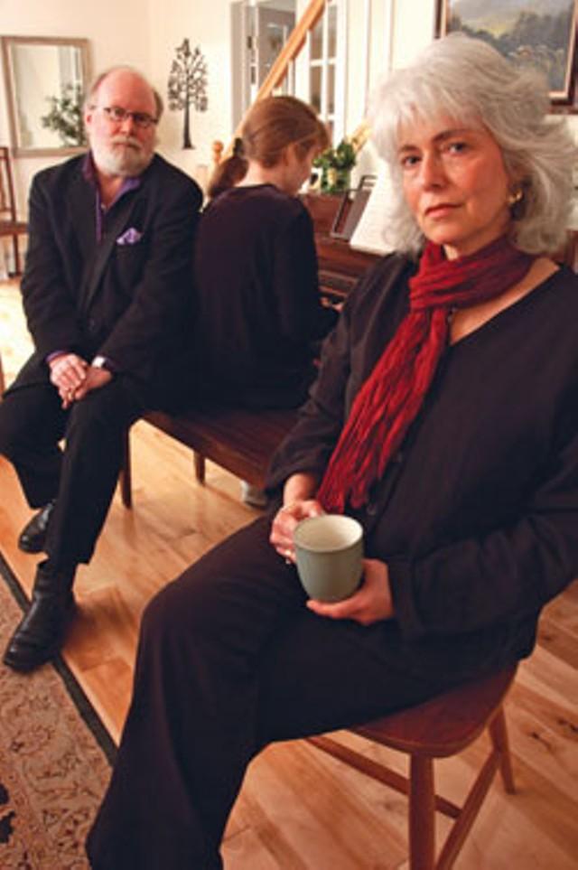 Rick, Ashley and Nancy Kisonak