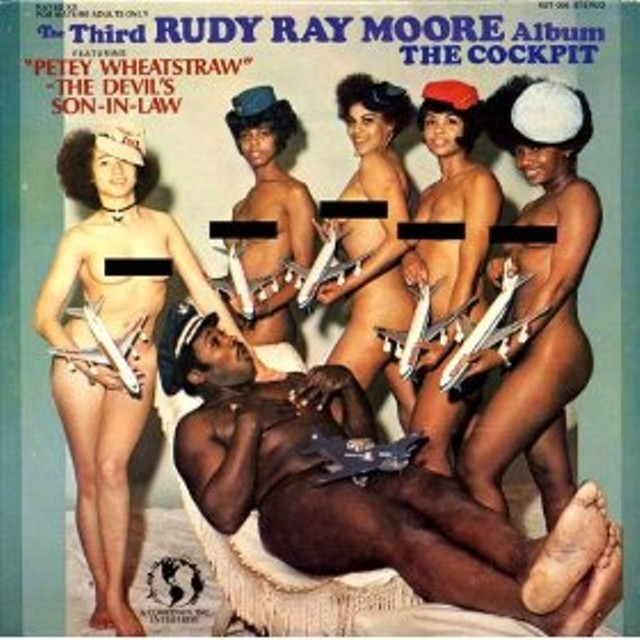 Rudy liked the ladies.
