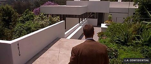 Russell Crowe in L.A. Confidential/Los Angeles Plays Itself - CINEMA GUILD