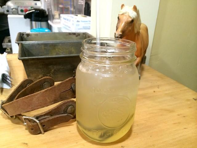 Sage lemonade - ALICE LEVITT