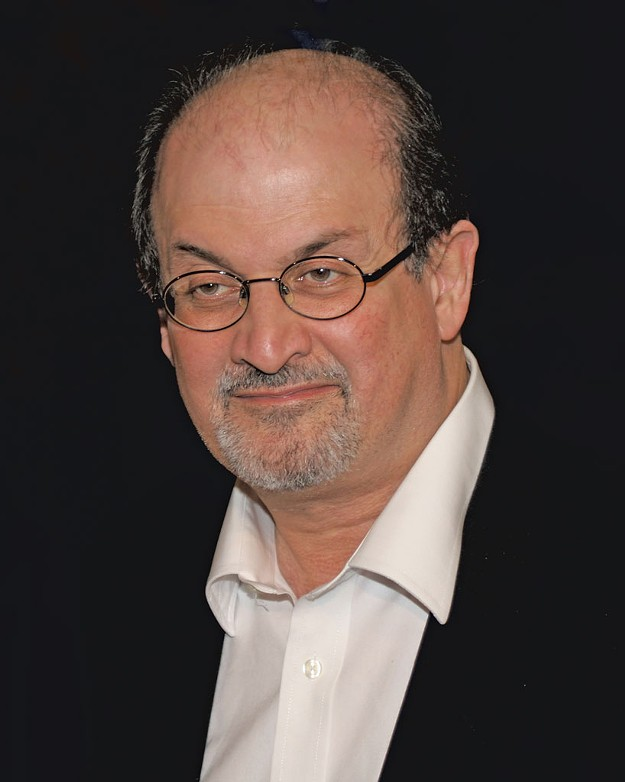 salman rushdie essay 8 quotes from imaginary homelands: essays and criticism 1981-1991: 'go for broke always try and do too much dispense with safety nets take a deep brea.