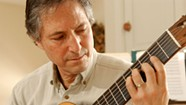 Former Classical Guitarist  Turns to Composition, and Recording