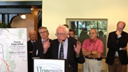 Sanders and Welch Praise Prospect of Peaceful Resolution in Syria