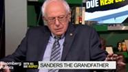 Video: Sanders Imitates Monster, Impersonates George Steinbrenner