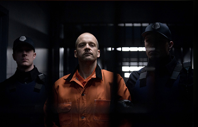 Sarsgaard as brutal killer (or is he?) Ray Seward. - COURTESY OF AMC