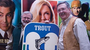 Scene@ Fly Fishing Film Tour Presented by Trout Unlimited