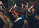 "Scene@ ""Hot Jungle""-Themed Dance Party"