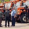 Scene @ Surplus Equipment and Vehicle Auction