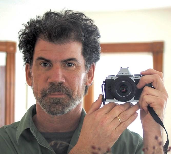 Science writer David Dobbs - COURTESY OF DAVID DOBBS