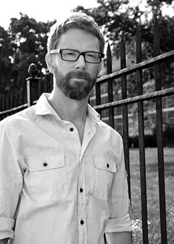 Screenwriter Austin Bunn - COURTESY OF NORWICH UNIVERSITY