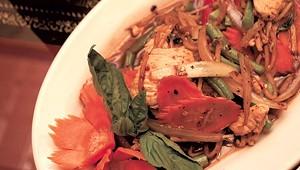 Seasoned Traveler: Dusit Thai Cuisine, Newport