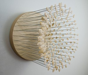 "COURTESY OF VERMONT METRO GALLERY - ""Seed-bank"" by Gowri Savoor"