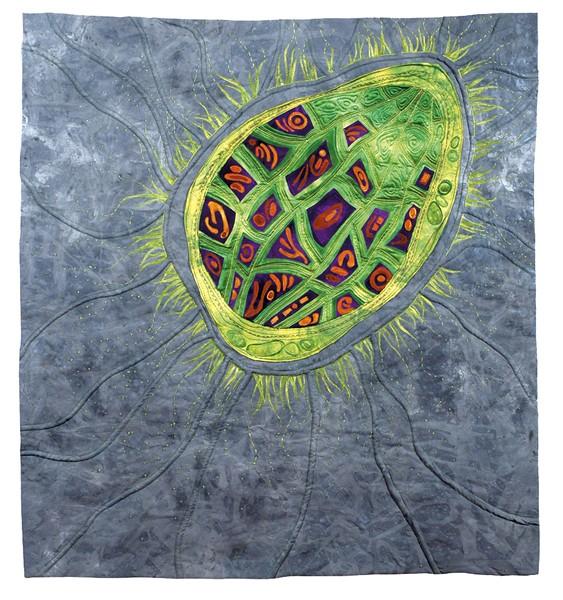"""Seed Dreaming"" by Karen Kamenetzky"