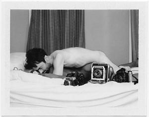 "COURTESY OF DARKROOM GALLERY - ""Self-portrait With Camera"""