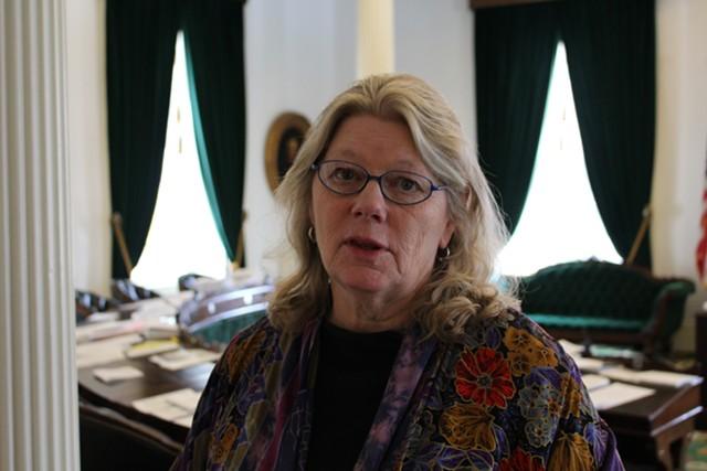 "Sen. Jeanette White's take on the U.S. Supreme Court campaign finance ruling: ""It sucketh."" - PAUL HEINTZ"