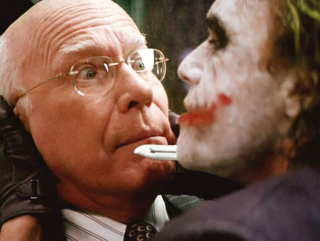 Sen. Patrick Leahy's cameo in The Dark Knight
