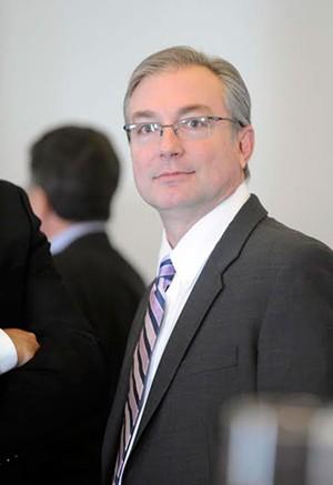 Sen. Phil Baruth (D-Chittenden) - JEB WALLACE-BRODEUR