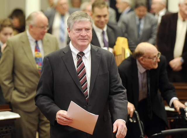 Senate President Pro Tem John Campbell - JEB WALLACE-BRODEUR
