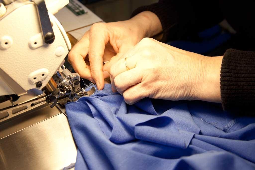 Sewing Queen City Dry Goods T-shirts - MATTHEW THORSEN