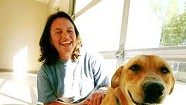 Work: Shara Tarule, dog behavior consultant, Humane Society of Chittenden County