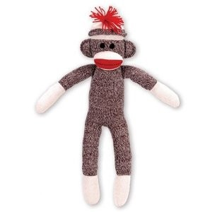 COURTESY OF ONE ARTS CENTER - Sock monkey