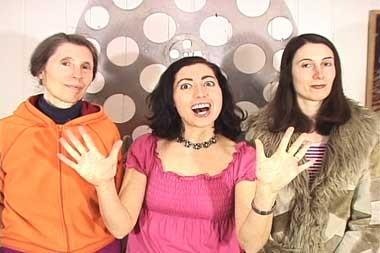 Sophie Quest, Eva Sollberger, Margot Harrison