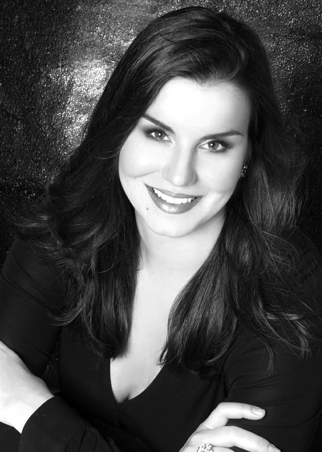 Soprano Rochelle Bard - COURTESY OF OPERA COMPANY OF MIDDLEBURY