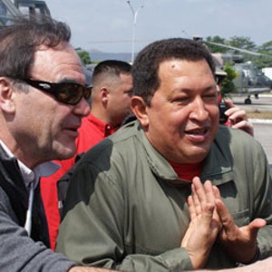 SOUTHERN MAN Stone introduces viewers to a Chávez few will recognize, given his demonization in the mainstream media.