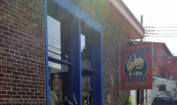 Speeder & Earl's on Pine Street