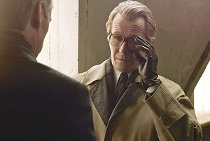 SPY VS. SPY Oldman does a lot with a little in Alfredson's quiet thriller.