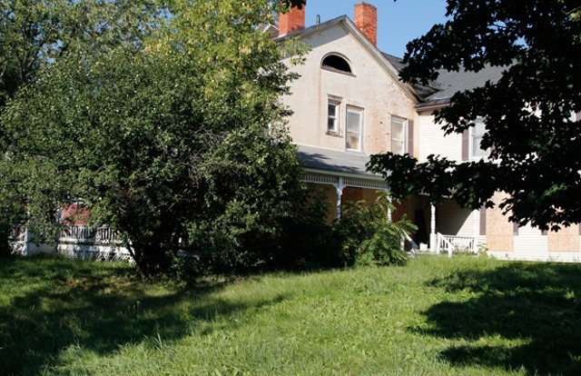 St. Albans' Smith Homestead