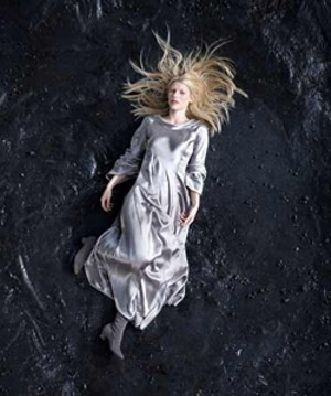 STAR POWER Michelle Pfeiffer tries to recapture some — literally — in Matthew Vaughn's comic fantasy about a star fallen to Earth.